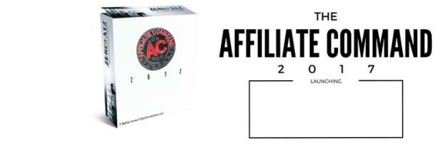 Affiliate Command 2017 By Kam Jennings Review