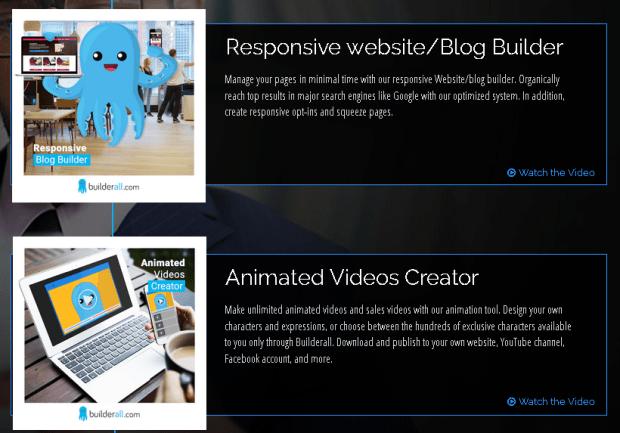 BuilderAll Internet Marketing By e-Business4us INC Demo