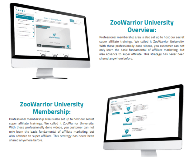 ZooWarrior Software By Han Fan Demo