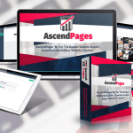 ASCENDPAGES SOFTWARE BY ANDREW DARIUS – WORLD'S FIRST SWIPE & SNAP PAGE BUILDER SOFTWARE WITH MINI-TEMPLATE BLOCKS CAPABILITY THAT CAN MAKES LANDING PAGES, SALES PAGES, SALES FUNNELS, AND EVEN TRADITIONAL WEBSITES, SO GENERATING LEADS AND SALES IN MINUTES
