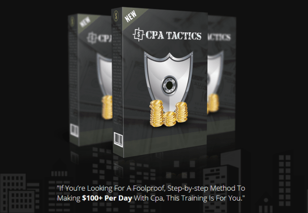CPA Tactics Training By Nextlevelpreneur Review