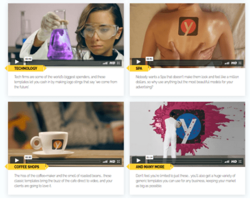 Viddyoze Live Action Template Club By Joey Xoto Launched   JVZOO ...