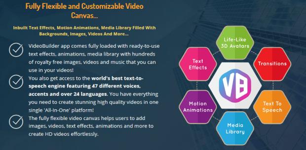 VideoBuilder App Video Animation By Paul Ponna