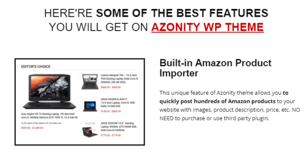 Azonity WP Theme By Bcbiz Tutorial