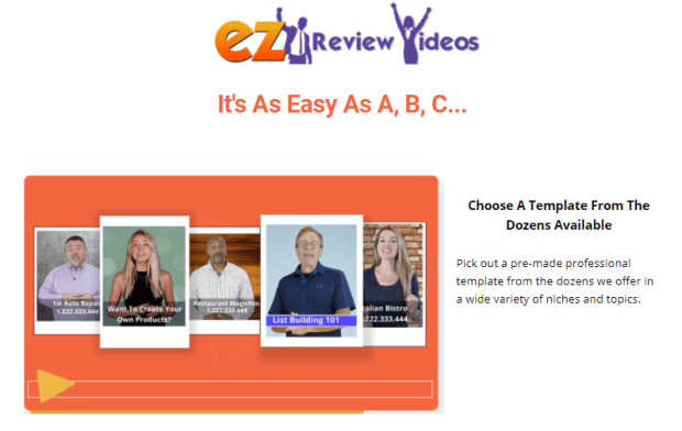 EZ Review Videos By Todd Gross Works