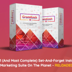 Gramkosh 2 Instagram Marketing Suite Software By Simon Warner – Best Premium All In One Instagram Marketing Software That Helps You Manage Your Instagram With Fast & Easy, That Have Ability To Post & Schedule Stories Directly From Your Desktop, Gramkosh Analytics, Auto Follow-Unfollow, Auto Commenting, Direct Messages, Most Trending Hashtags, And Dominate Instagram Marketing In 2018