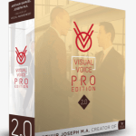 Visual Voice Pro 2.0 By Arthur Joseph – Best Training Videos & Proven System That Help Your Voice Like A Professional Voice Broadcaster And Able Create Own Presentation & Creating High Converting Sales Videos & Podcasts In Only 7 Minutes