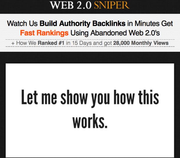 Web 2.0 Sniper V2 By Jane Williams Download