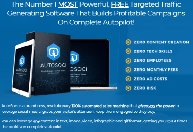 Autosoci Software By Brett Ingram Download