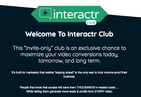 Interactr 2.0 Pro Club Version By Ryan Phillips Discount