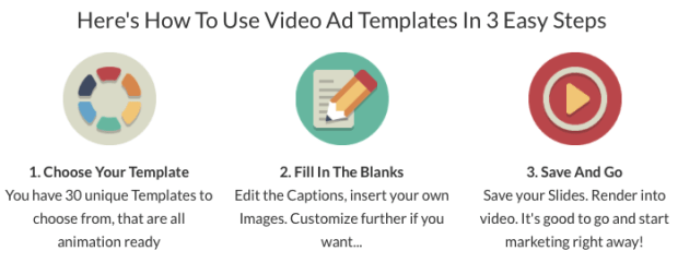 Video Ad Templates OTO JVZOO AARIGO LIVE - Video ad templates