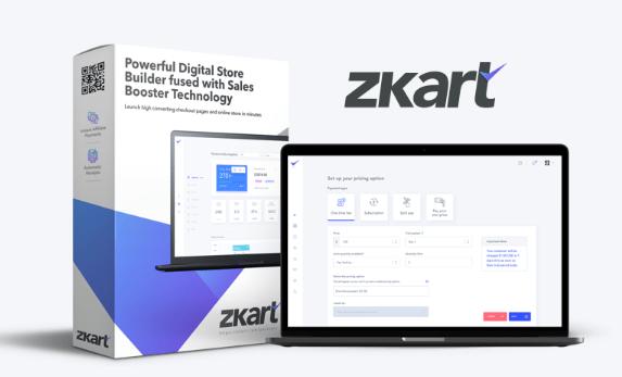 ZKart Commercial Review + OTO 1, OTO 2, OTO 3 >>>
