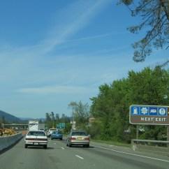 Exit Ramp Traffic Diagram Wiring House Lights California Aaroads Northbound Interstate 5 In Shasta
