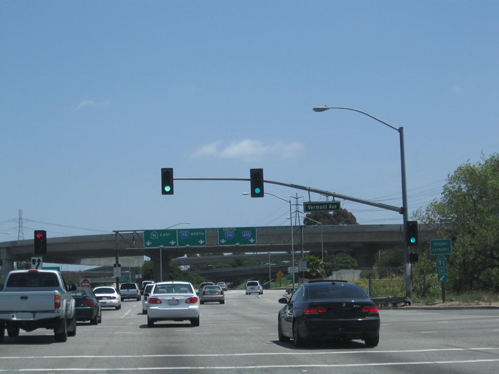 exit ramp traffic diagram 95 s10 brake light wiring california aaroads 91 east 1