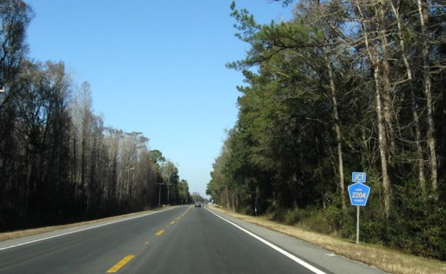 U S 319 North Leon County Aaroads Florida