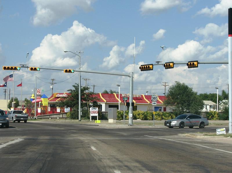 Fast Food Restaurants Lubbock Tx
