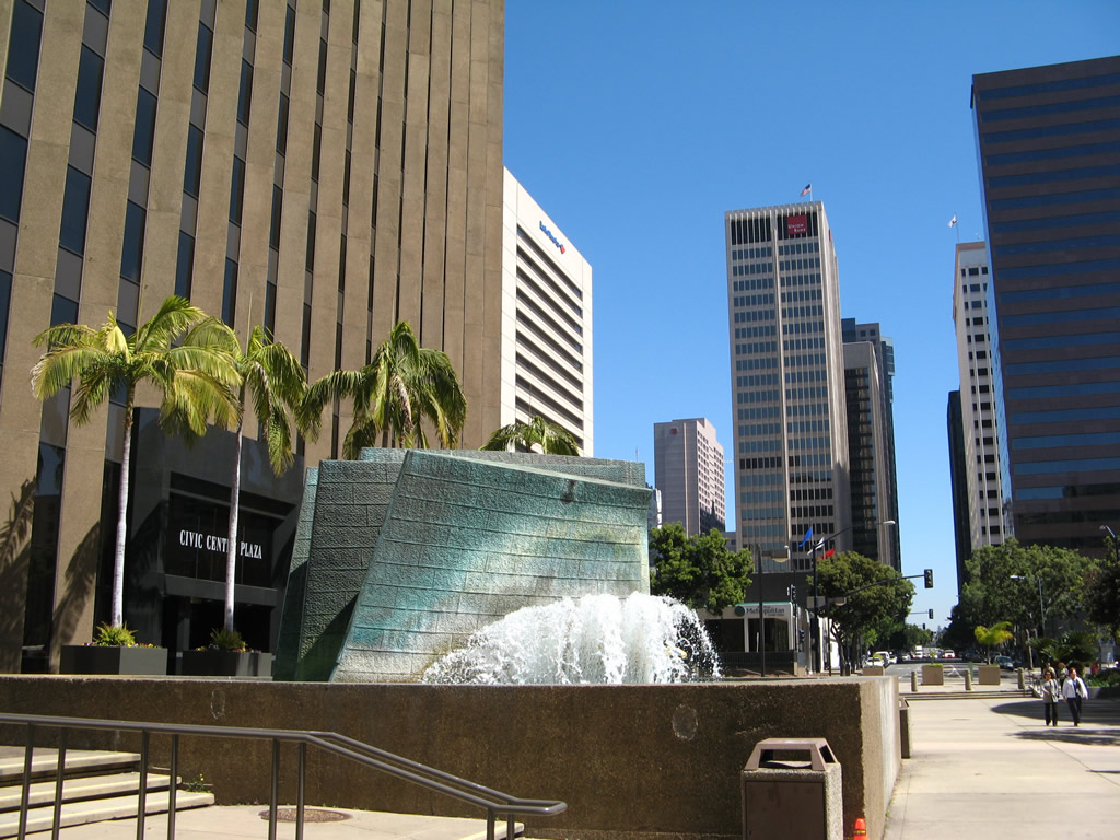 San Diego  Downtown  AARoads