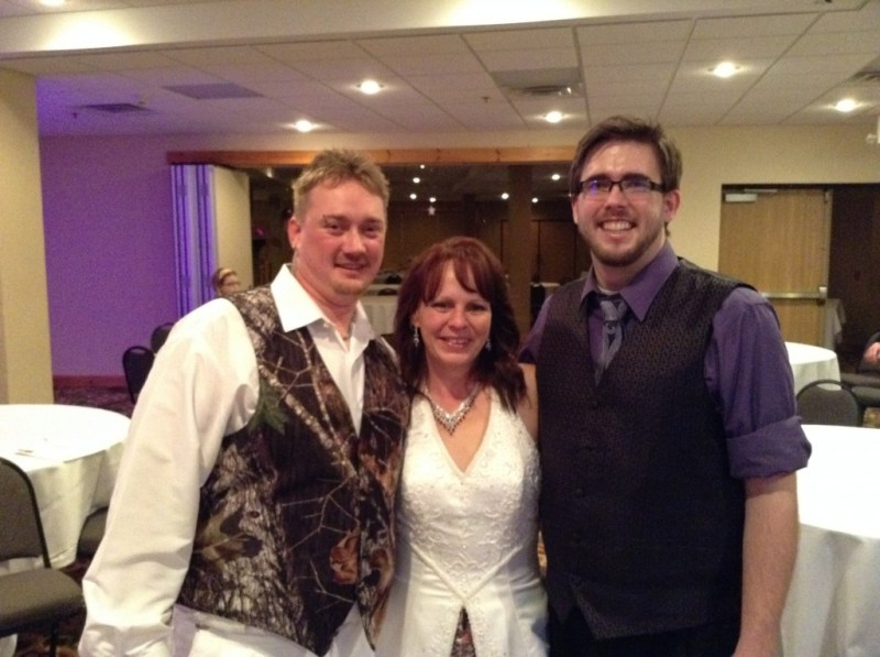 2014-02-14 Mike & Tracy