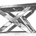 High Capacity, Heavy Duty Scissor Lift