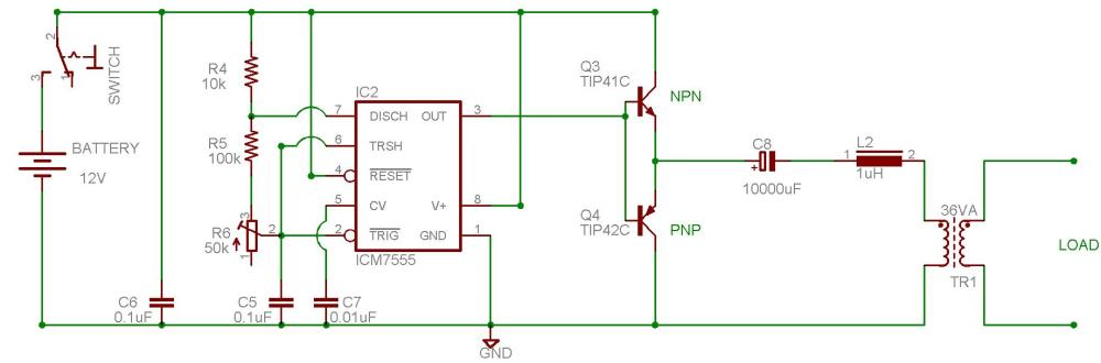 medium resolution of circuit diagram moreover 12 volt power supply circuit diagram on 12 volt dc to ac inverter circuit furthermore electric motor wiring