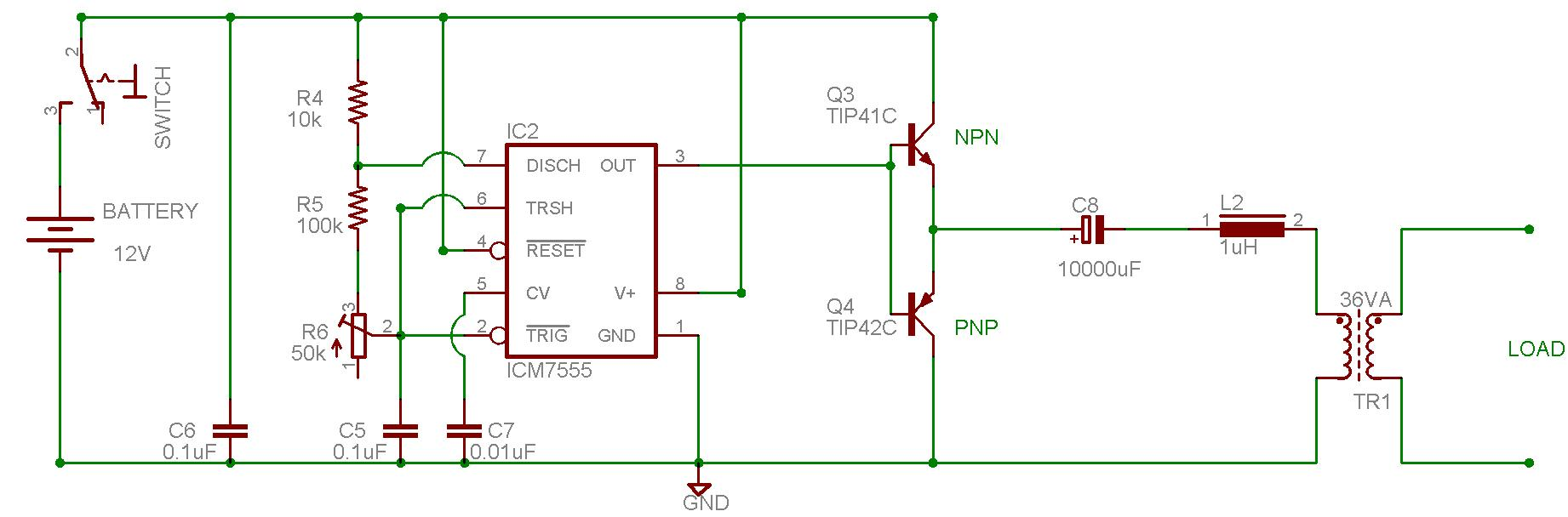 hight resolution of circuit diagram moreover 12 volt power supply circuit diagram on 12 volt dc to ac inverter circuit furthermore electric motor wiring