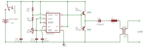 small resolution of circuit diagram moreover 12 volt power supply circuit diagram on 12 volt dc to ac inverter circuit furthermore electric motor wiring