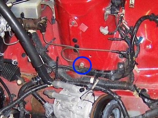 O2 Sensor Wiring Diagram Is The Stock That Proper Rx 7 Grounding Procedures