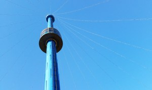 Sky Tower - Sea World