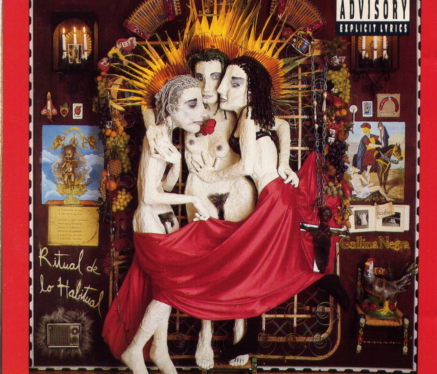 Ritual De Lo Habitual album cover