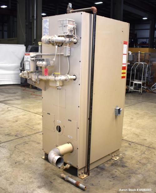small resolution of used fulton pulsepak hydronic boiler model phw 950sm input 950 190k