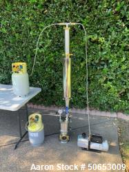 Used-Custom 2 LB Closed Loop Hydrocarbon Extractor