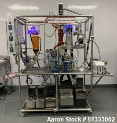 Used- Root Sciences Wiped Film Short Path Distillation Automated System.