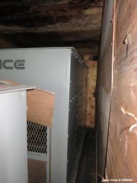 Used-ICE Industrial Commercial Package Furnance,