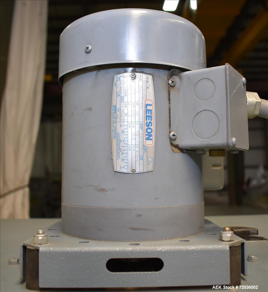 medium resolution of used shanklin model t 7h shrink tunnel