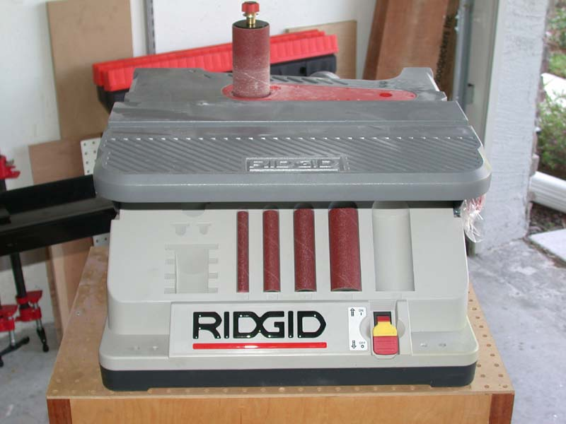Ridgid Oscillating Belt Sander
