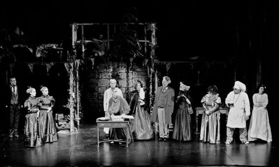 Gormenghast photo: Paul William Hands