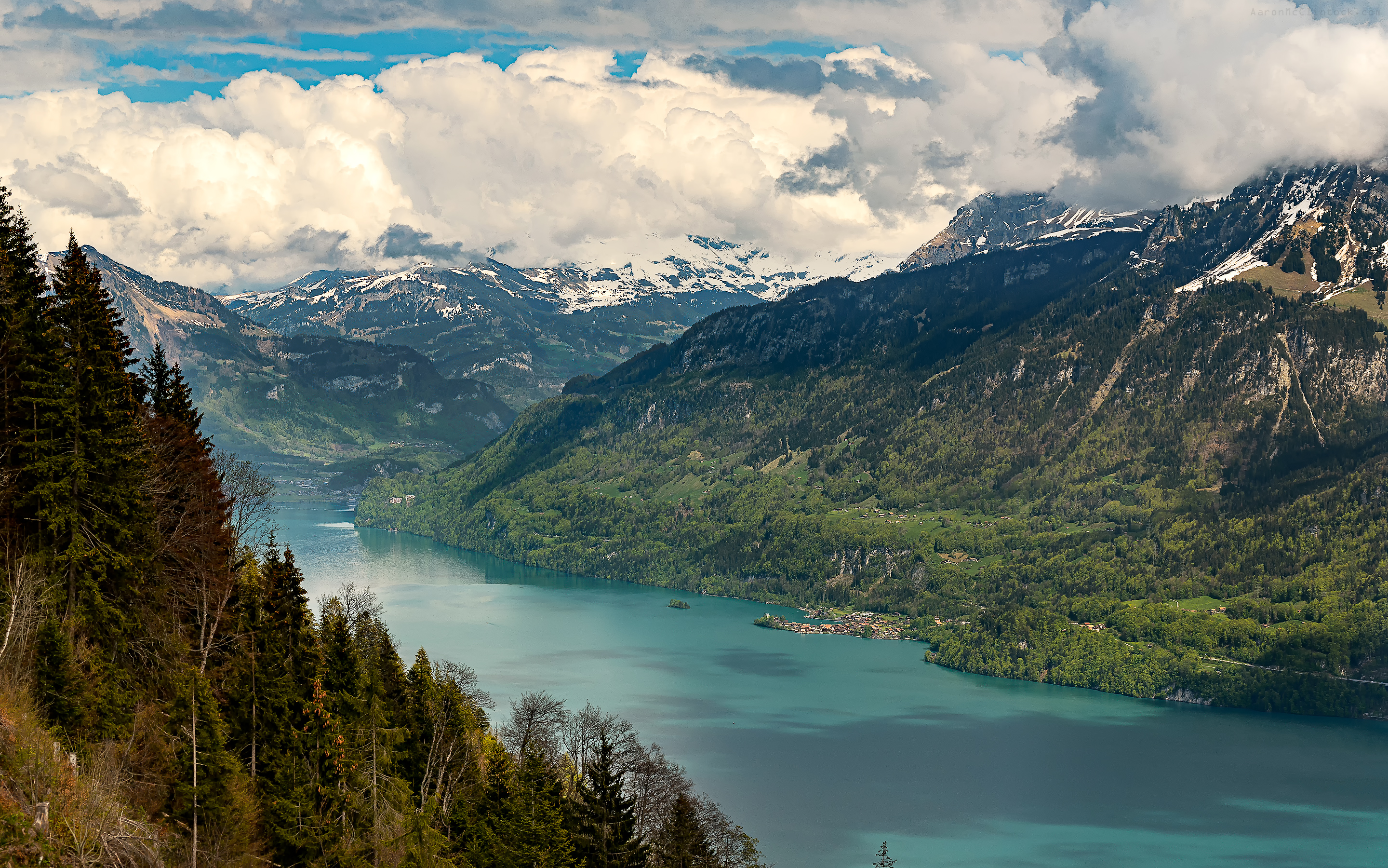 Aem Photography Brienzersee Von Harder Kulm