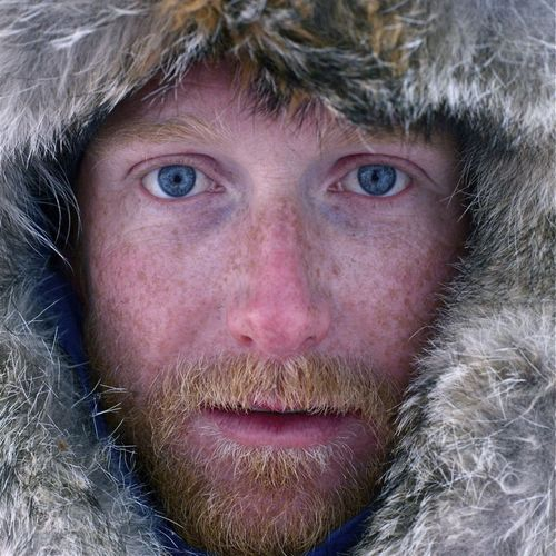 Alastair polar expedition style