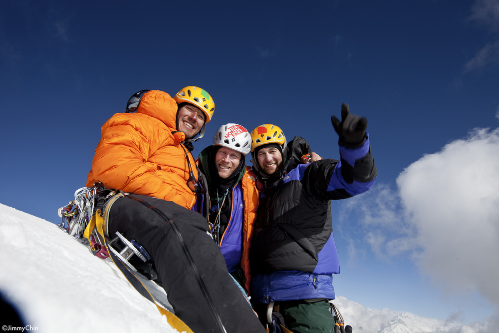 The North Face Meru Expedition, 2011 @Jimmy Chin