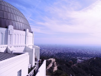 Griffith Observatory photo credits Holden McHugh