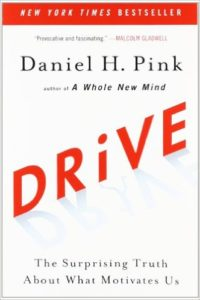 Daniel Pink's book on motivation