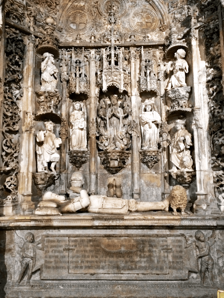Tomb of Dom Afonso Henriques, Portugal's first kin