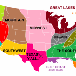 12 Ways To Map The Midwest Aaron M Renn