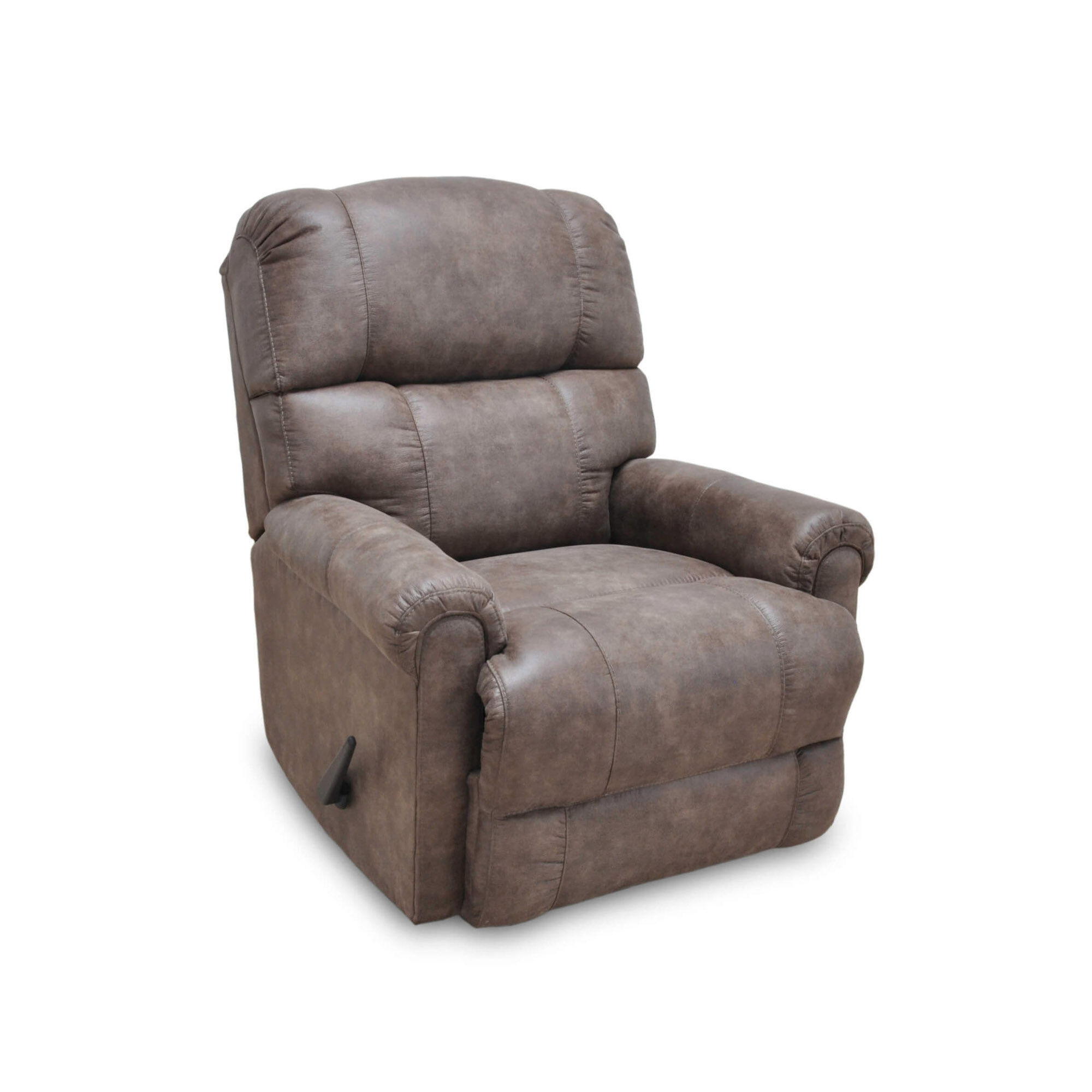 chair cover rentals jackson ms metal bar chairs rent to own recliner aaron s captain faux leather