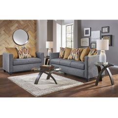 Woodhaven Living Room Furniture Pictures India Industries Sets 2-piece ...