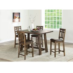 Tables And Chairs Rental Price Grosfillex Bahia Chaise Pool Lounge Rent To Own Dining Room Sets Aaron S 5 Piece Saranac Counter Height Collection