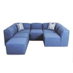 6 Piece Modular Sectional Sofa Tray Table Nz
