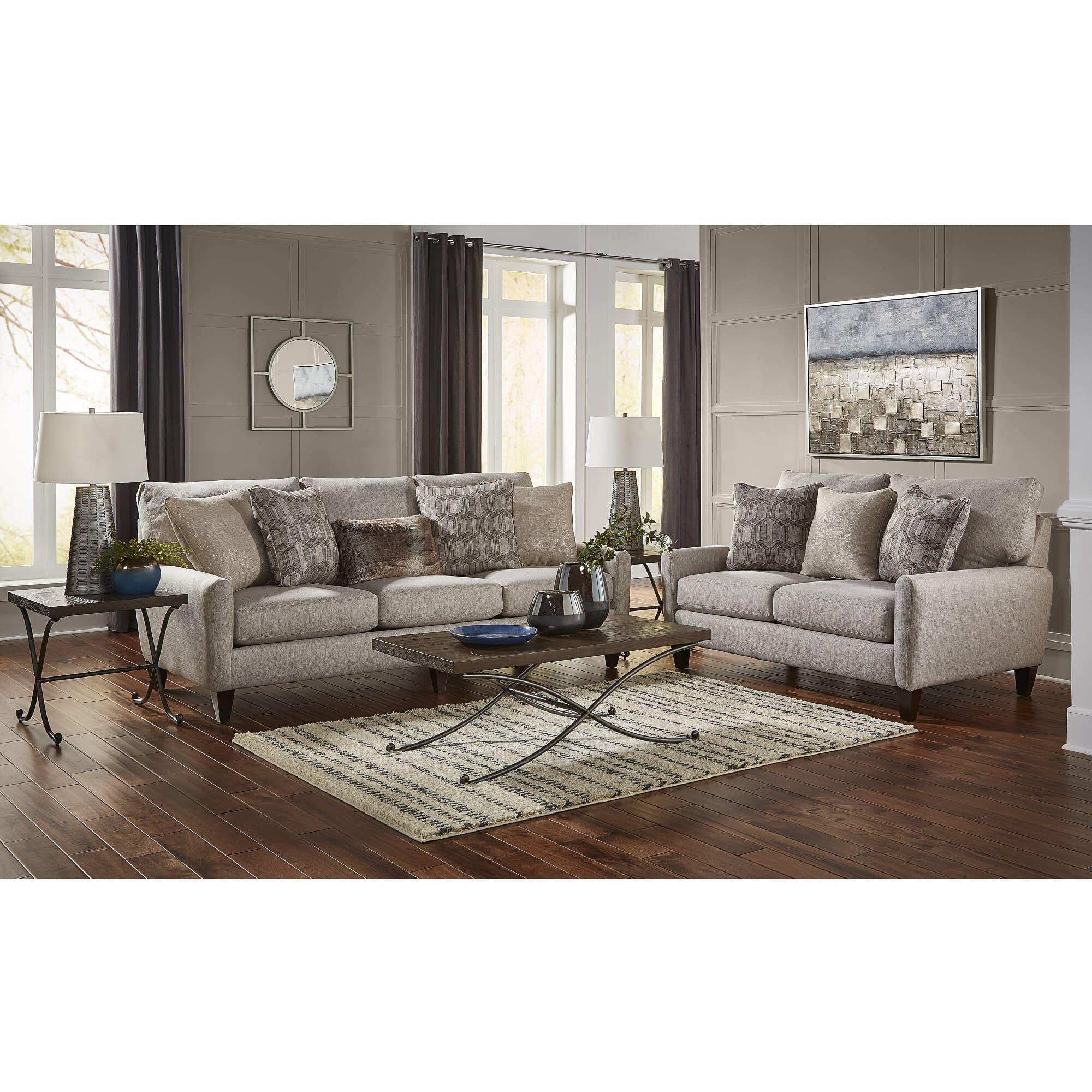 Jackson Furniture Industries Living Room Sets 2Piece