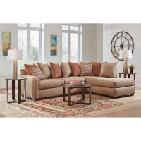Woodhaven Industries Sectionals 2-Piece Casablanca Living ...