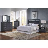 Ideaitalia Bedroom Sets 10-Piece Soho Queen Bedroom ...